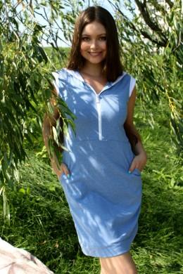 """Платье домашнее """"Комфорт"""""""