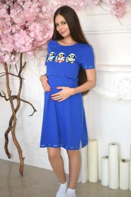 Платье домашнее для берем. и кормящих