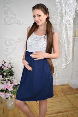 Сарафан для беременных и кормящих
