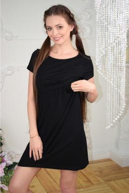 Платье-футболка для беременных и кормящих