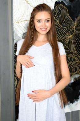 """Платье """"Галактика"""" для беременных и кормящих"""