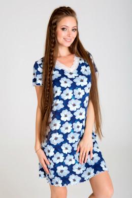"""Домашнее платье """"LOVE"""""""