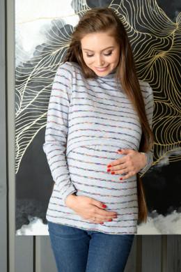 Водолазка для беременных и кормящих